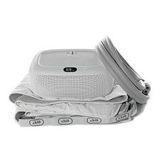 See Details - Refurbished OOLER Sleep System with Chilipad™ Cool Mesh™ - Half Queen \ me