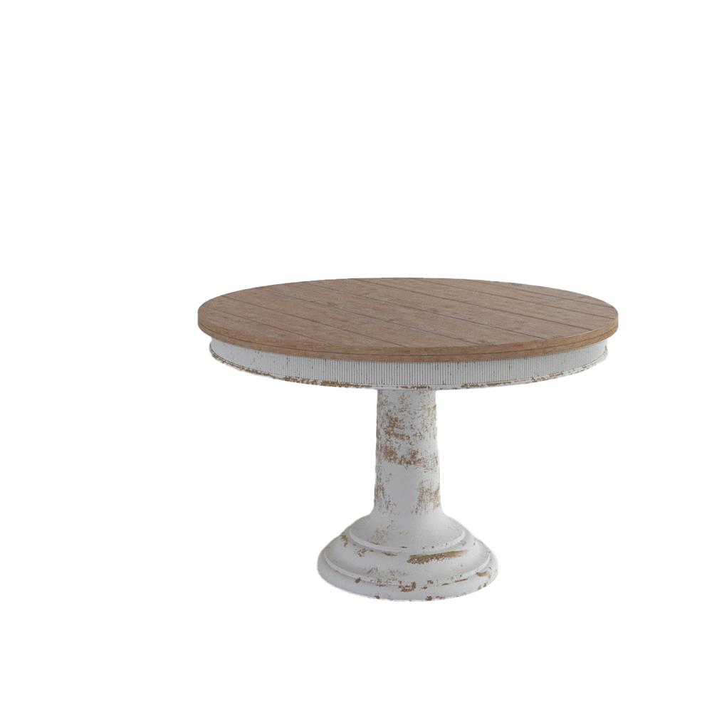 See Details - Palisade Round Dining Table