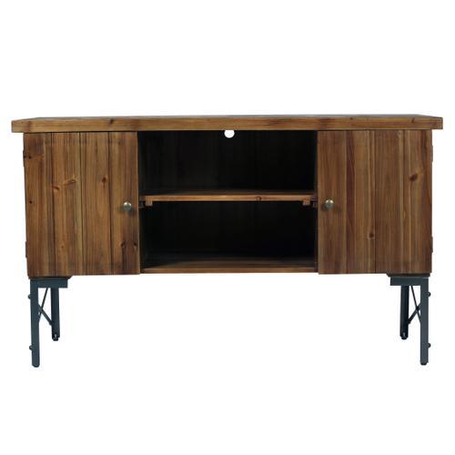 Chandler Sofa Table, Natural Fir T100-02-05