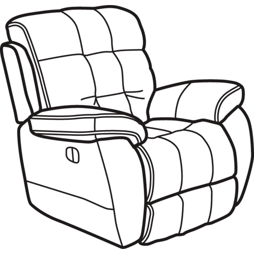 Product Image - Nashua Fabric Power Recliner