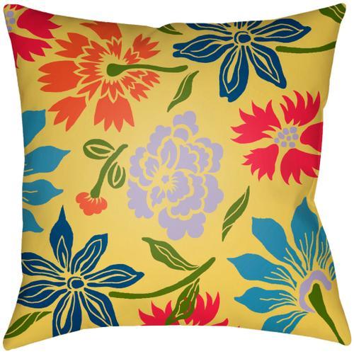 """Surya - Moody Floral MF-046 22""""H x 22""""W"""
