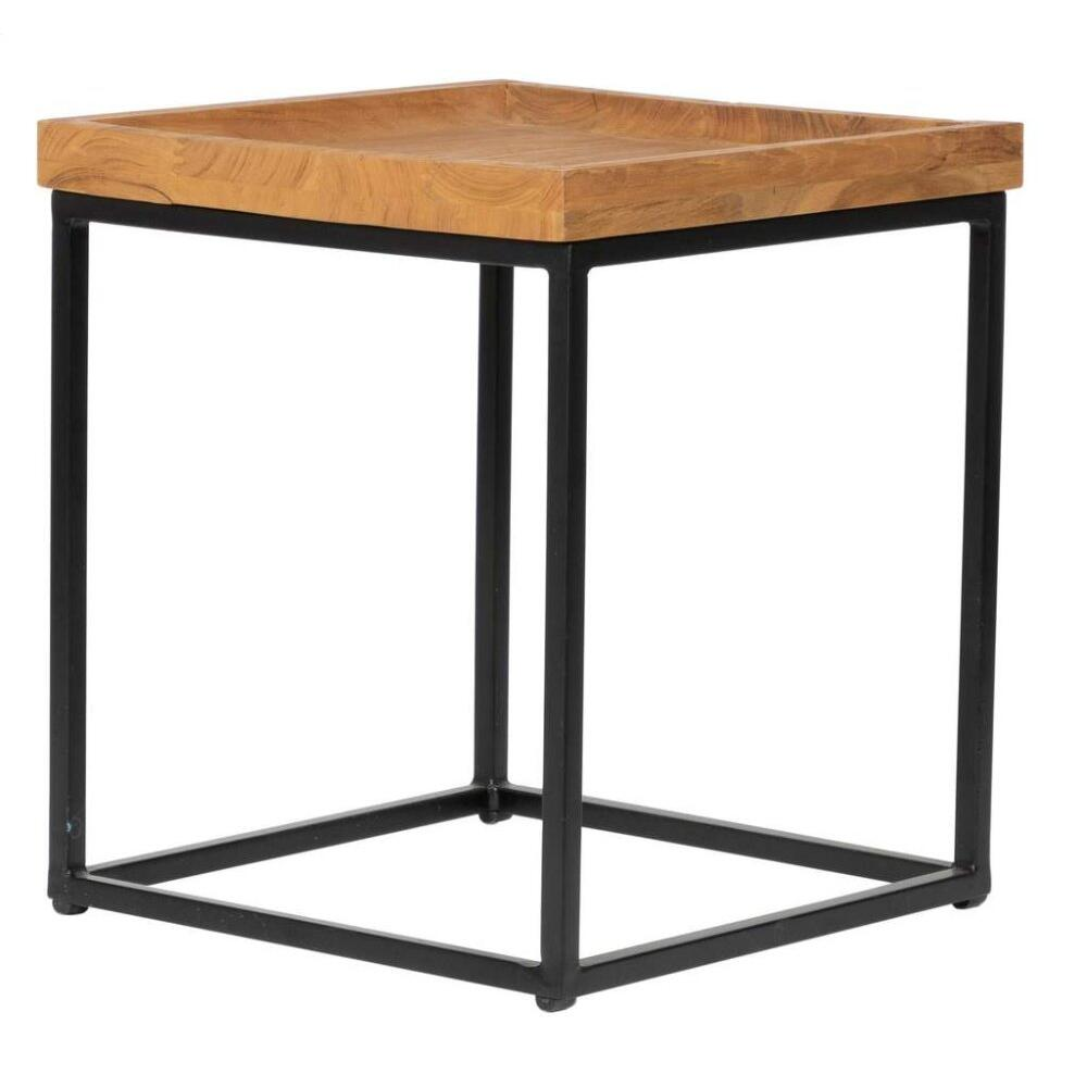 Quick Ship! Sunset Square End Table