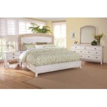 Fairwind Arched Seagrass Bedroom Set