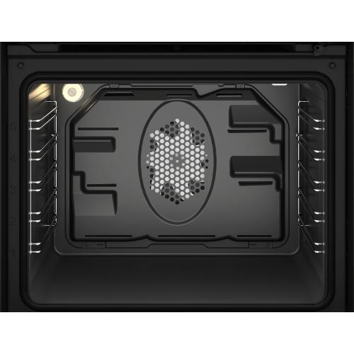 """Beko - 24"""" Fingerprint-Free Stainless Steel Wall Oven"""