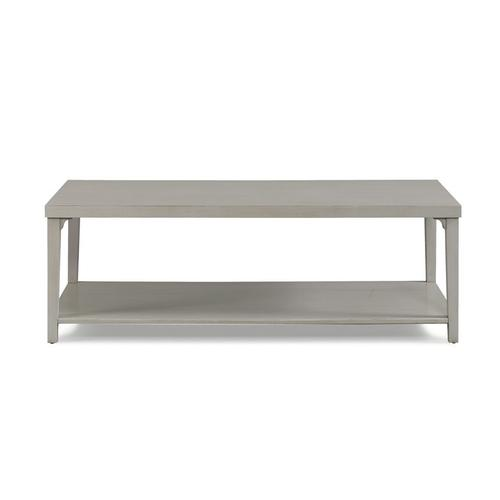 CTH Sherrill Occasional - Corbel Cocktail Table