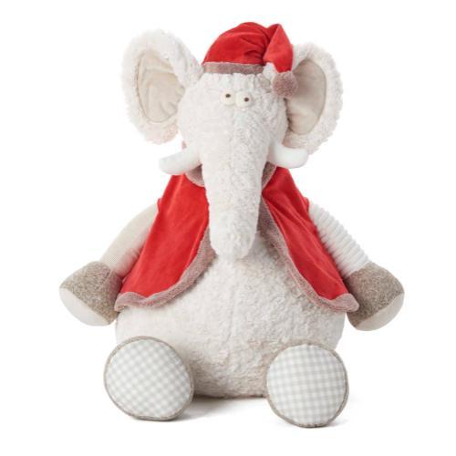 """Plushlines N2463 Ivory 1'10"""" X 2'2"""" Plush Animal"""