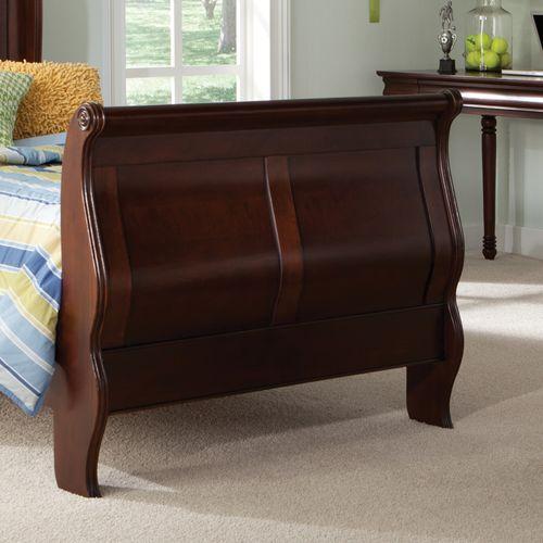 Liberty Furniture Industries - Twin Sleigh Footboard
