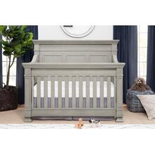 See Details - Tillen 4-in-1 Convertible Crib in London Fog