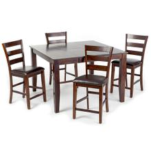 View Product - Kona Butterfly Leaf Gathering Table