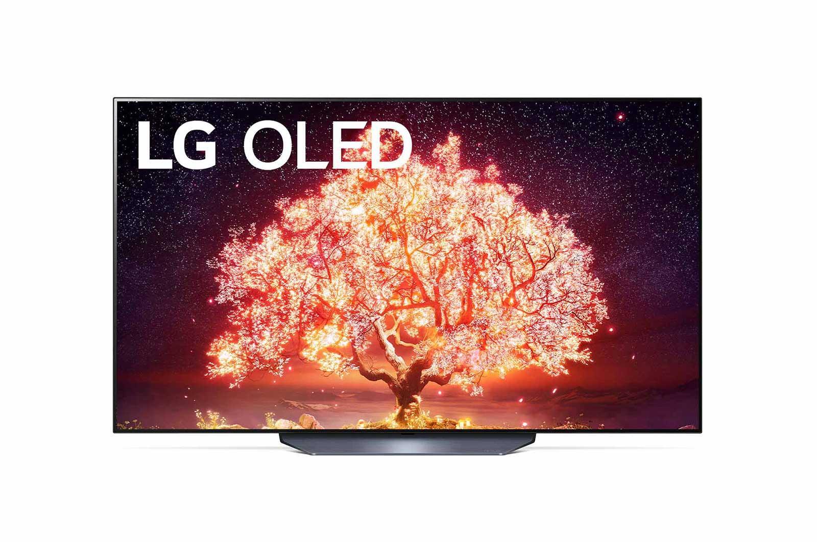 LG B1 77 inch Class 4K Smart OLED TV w/AI ThinQ® (76.7'' Diag)