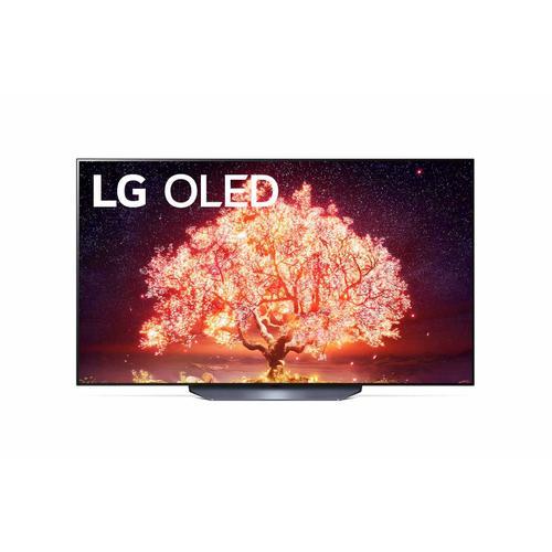 LG - LG B1 77 inch Class 4K Smart OLED TV w/AI ThinQ® (76.7'' Diag)