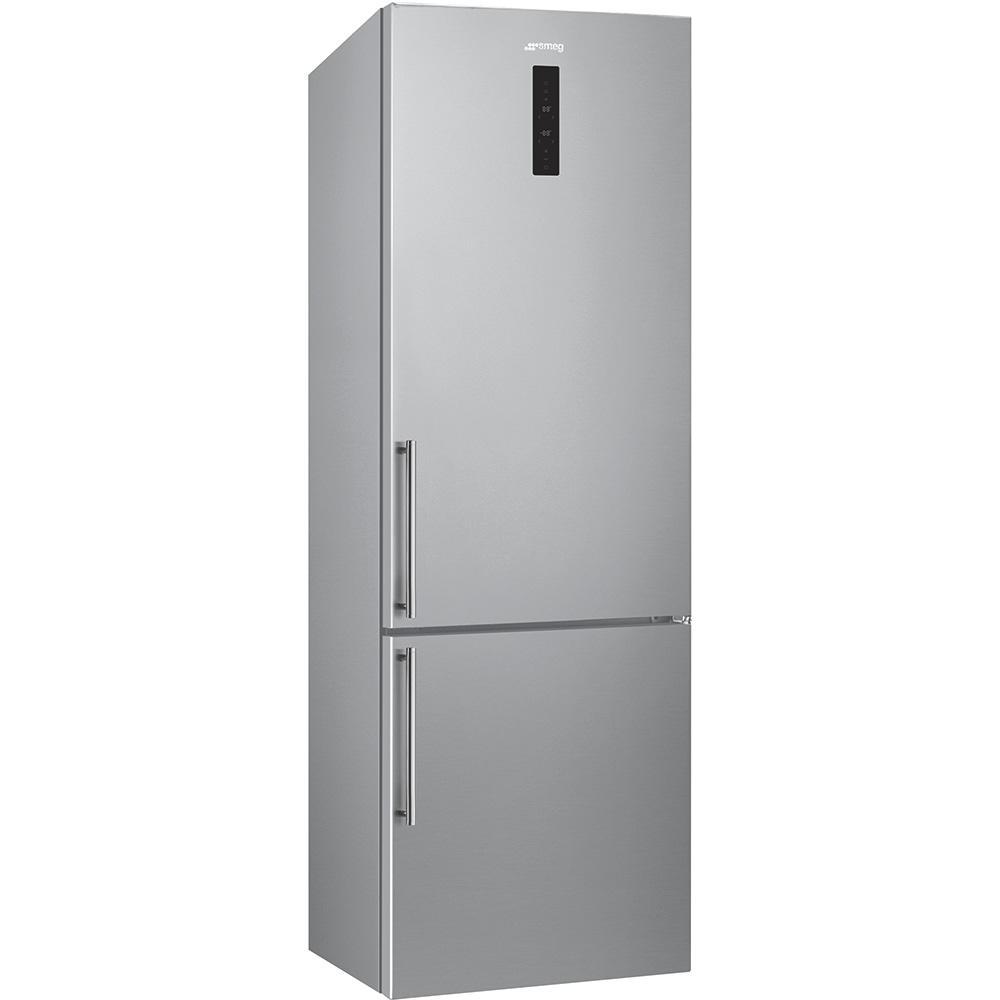 "Smeg60 Cm (Approx. 24""), Combi Refrigerator/freezer, Stainless Steel"