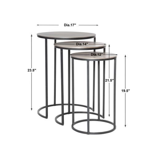Erik Nesting Tables, S/3