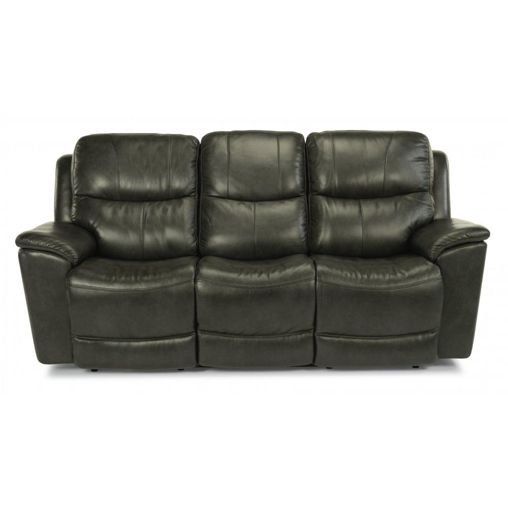 Cade Power Reclining Sofa with Power Headrests