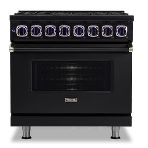 "Viking36"" Limited Edition Sealed Burner Gas Range - VGR7362 Viking 7 Series"