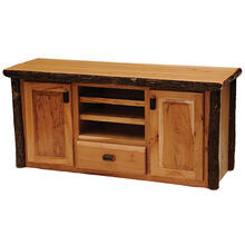 Entertainment Center - Cinnamon