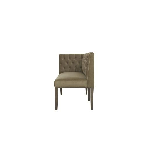 Amos Tufted Banquette