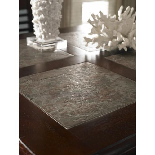 Tile Top Gathering Table