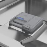 Beko Tall Tub Black Dishwasher, 14 place settings, 48 dBa, Front Control
