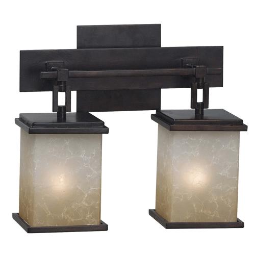 Kenroy Home - Plateau - 2 Light Vanity