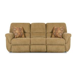 Simmons Upholstery - Power Dbl Mtn Console Loveseat