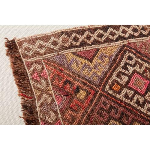 0351760022 Vintage Turkish Rug Wall Art