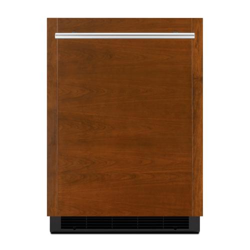 "Panel-Ready 24"" Under Counter Solid Door Refrigerator, Left Swing"