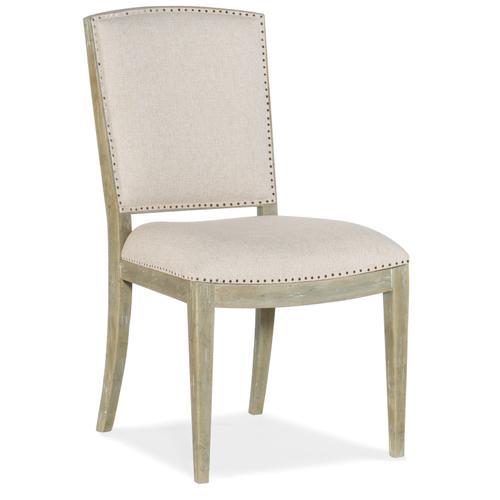 Surfrider Carved Back Side Chair-2 per ctn/price ea