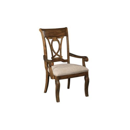 Harp Back Arm Chair