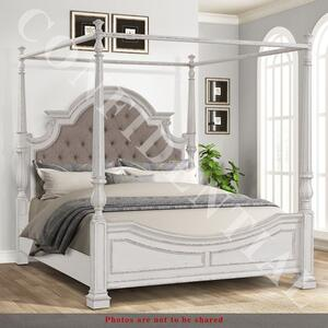 Liberty Furniture Industries - King Canopy