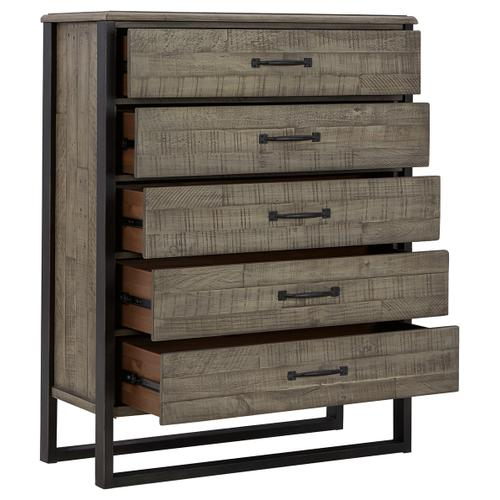 Signature Design By Ashley - Brennagan Chest of Drawers