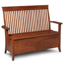 See Details - Loft Storage Bench, 44'w x 22 'd x 41 'h