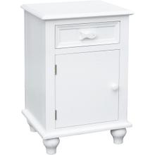 See Details - Fishtails Door Nightstand