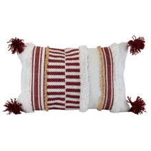 See Details - 14x22 Hand Woven Amber Pillow