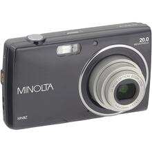 20.0-Megapixel MN5Z HD Digital Camera with 5x Zoom (Black)