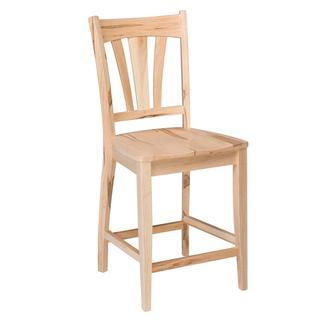 See Details - Hatfield Bar Chair