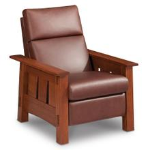 View Product - McCoy Recliner, Standard / Fabric Cushions
