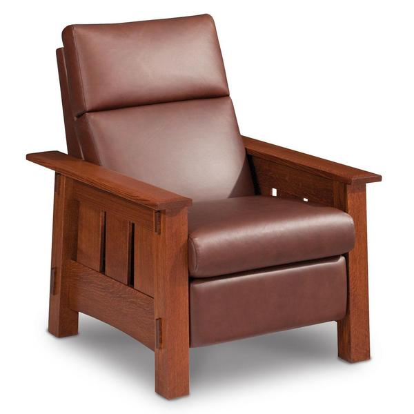 See Details - McCoy Recliner, Standard / Fabric Cushions