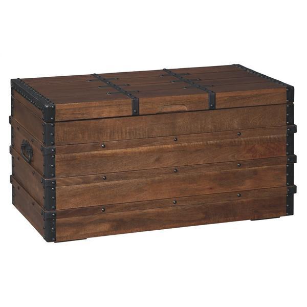 See Details - Kettleby Storage Trunk