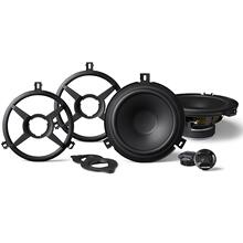 2-Way Weather Resistant Speaker System for 2007-2018 Jeep Wrangler JK
