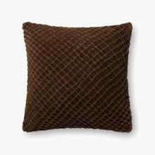 See Details - P0125 Brown Pillow