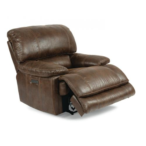 Thomas Power Recliner with Power Headrest