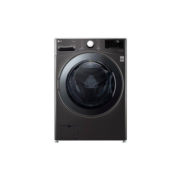 LG Appliances 4.5 cu.ft. Smart Wi-Fi Enabled All-In-One Washer/Dryer with TurboWash® Technology