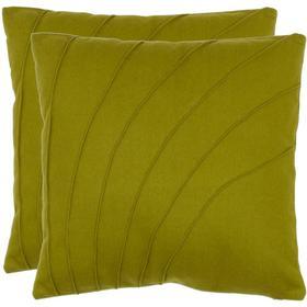 Flora Pillow - Green