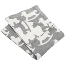 See Details - Rocky Throw - Grey / Ivory