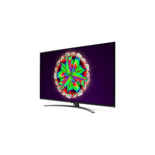 LG - LG NanoCell 81 Series 2020 55 inch Class 4K Smart UHD NanoCell TV w/ AI ThinQ® (54.6'' Diag)