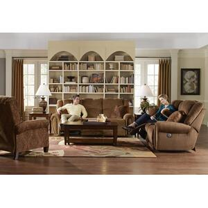"""Lay Flat"" Reclining Sofa"
