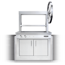 See Details - K750 Built-in Gaucho Grill