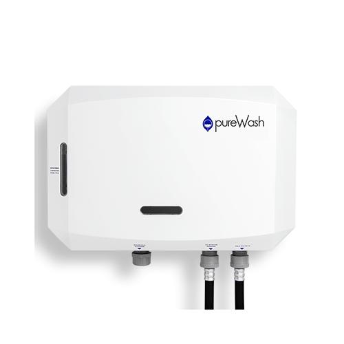 Greentech Environmental - pureWash Pro  Detergent-Less Laundry System pureWash Pro