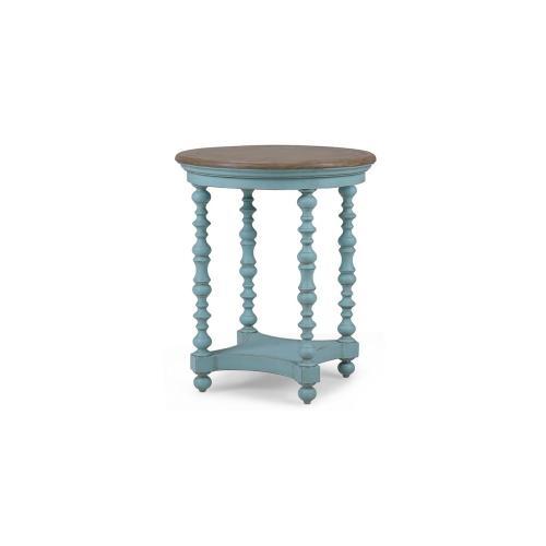 Bobeche Side Table